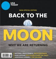 USA Today 'Back To The Moon, Why We Are Returning'